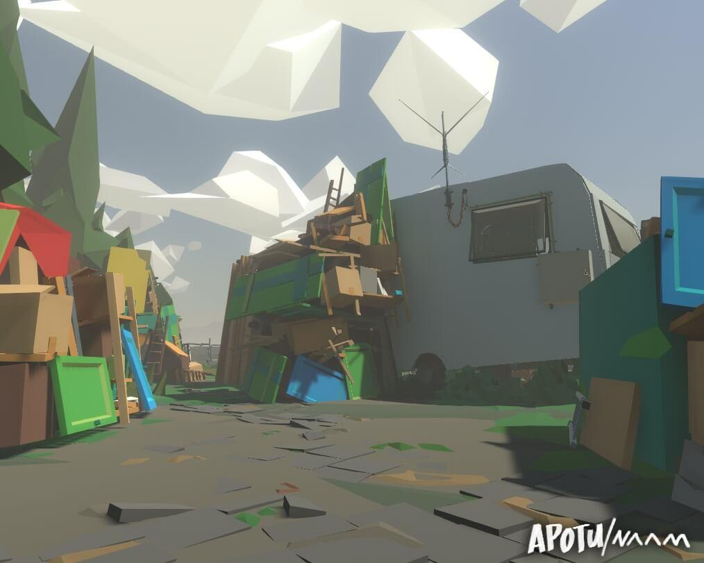 jymJnR - Conheça o mundo em realidade virtual criado por apenas uma pessoa
