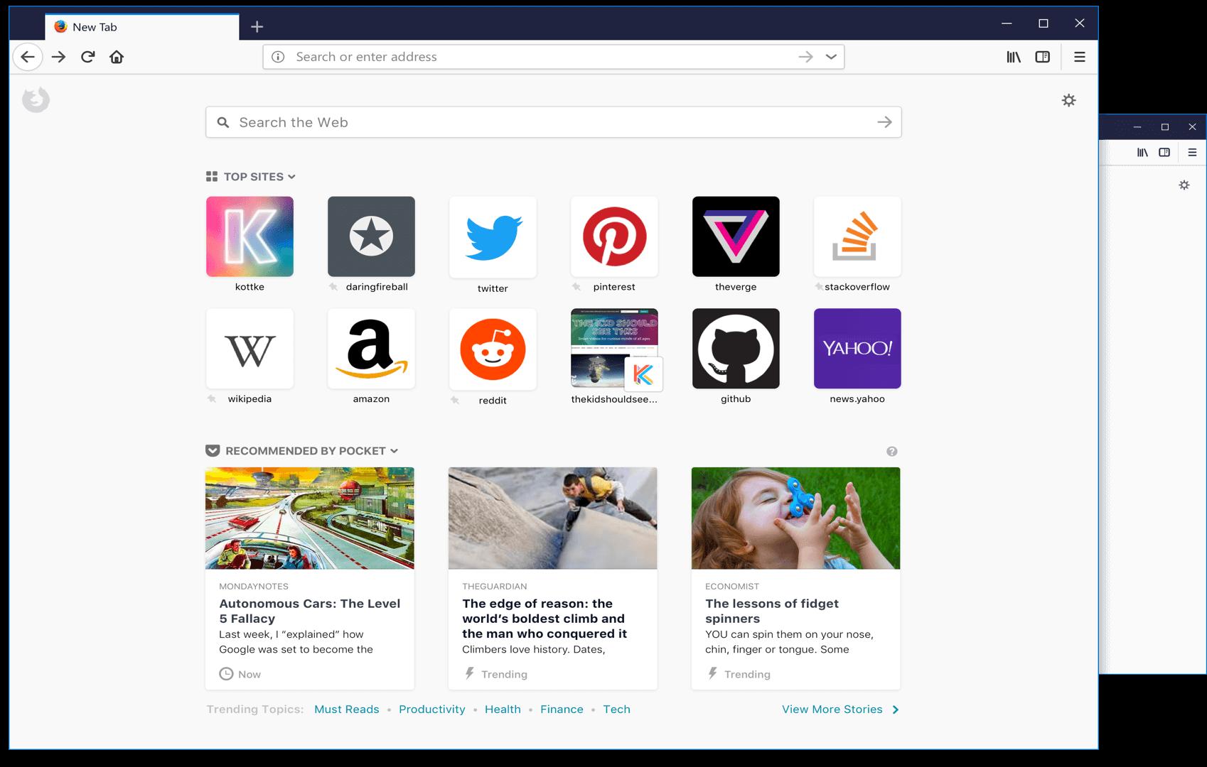 Mozilla Firefox terá anúncios na página inicial em breve 4