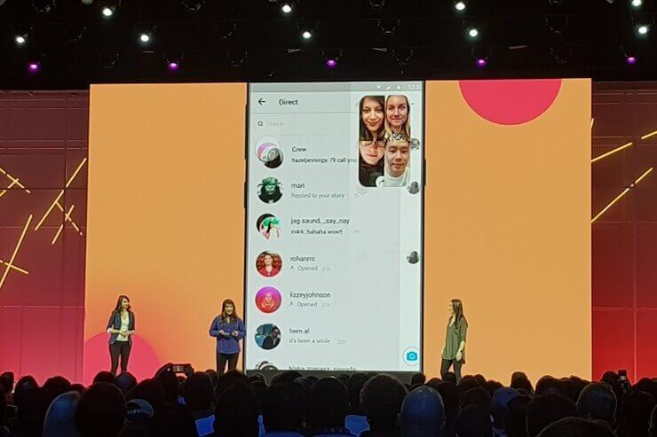 Chamadas de vídeo em grupo chegarão ao whatsapp e instagram. O whatsapp e instagram receberão a função de chamada de vídeo em grupo; até 4 pessoas poderão ser incluídas na mesma chamada