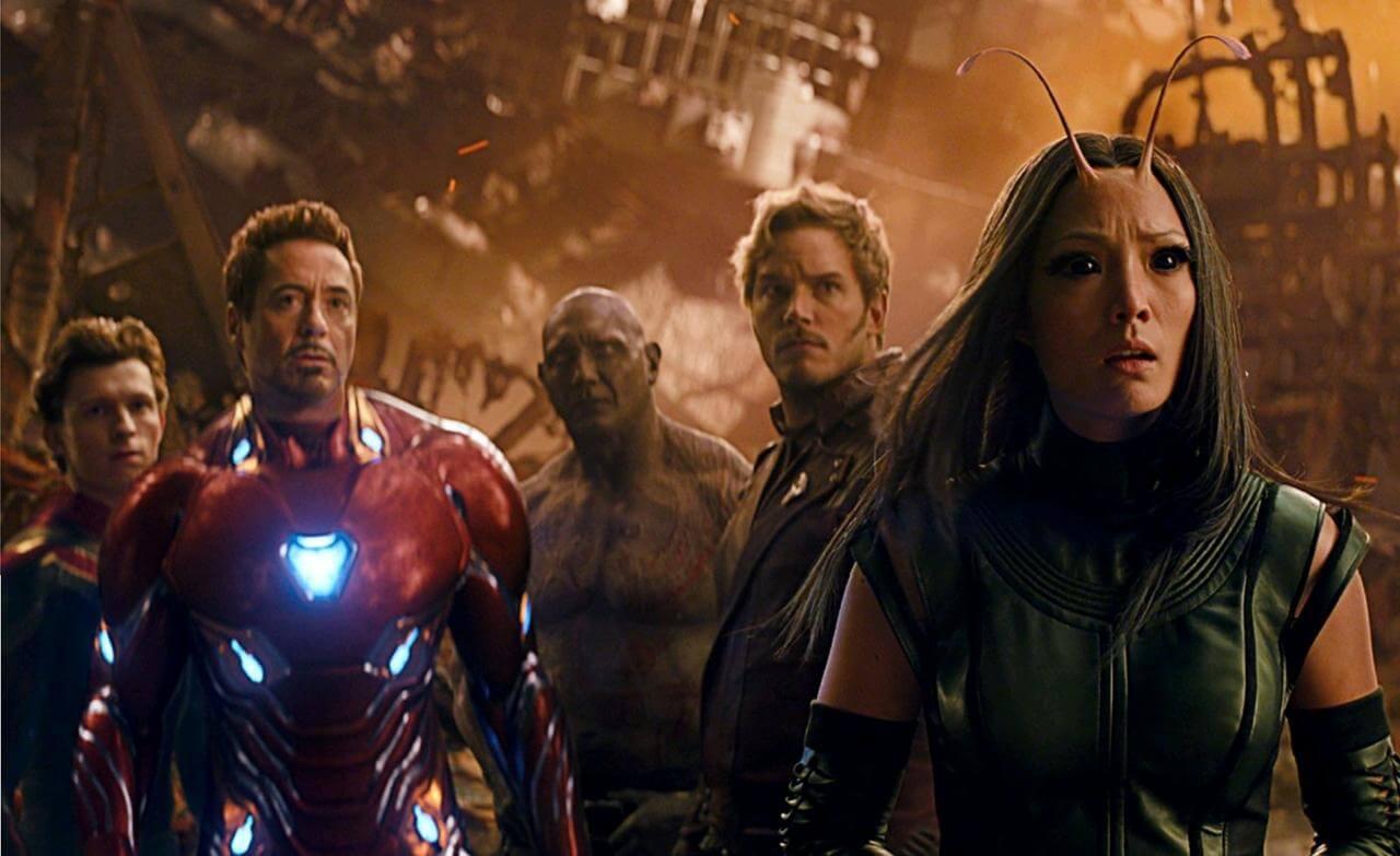 Vingadores: Guerra Infinita é parabenizado pela Lucasfilm após quebra de recorde de bilheteria