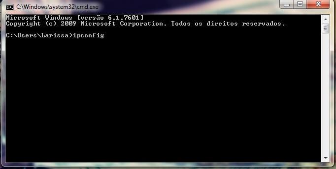 atualizei a firmware tplink wr941nd e o ip mudou