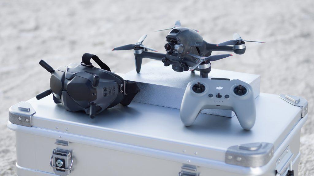 Paras Drone 2021